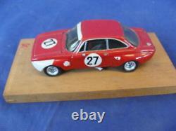 Alfa Romeo Gta 1965 017 1/43 En Boîte Autodelta Barnini Firenze Jouets Vintage