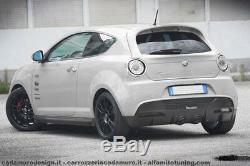 Alfa Romeo Mito Gta Estrattore Diffusore Posteriore Replica Cadamuro Conception