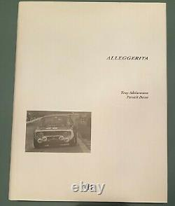 Alleggerita (deutsche Ausgabe) Alfa Romeo Gta Gtam Gtaj Tz Giulia Ti Super