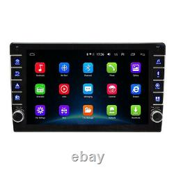 Android 8.1 Double Din 8in Car Stereo Gps Sat Nav Wifi Bt Radio 1 Go De Ram Rom 16 Go