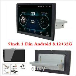 Android 8.1 Tête 9 2+32g Hd Voiture Stereo Radio Gps Sat Nav Dab Wifi Bluetooth Obd