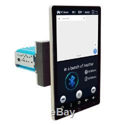 Android 9.0 Quad Core 1din 10.1in Voiture Lecteur Bluetooth Stéréo Radio Gps Sat Nav