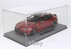 Bbr 1/18 Alfa Romeo Giulia Gta 2016 Couloirs Jaunes Rosso Gta Bbrc1851a1v