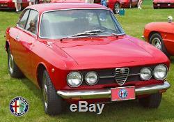 Bodenblech Alfa Romeo 105 115 Araignée Giulia Gt 70-93 Vorne Liens Hängende Pedale