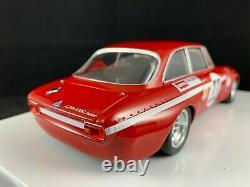 Brm105 Brm Alfa Romeo Gta Levis # 33 1972 124 Échelle Slot Car