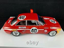 Brm106 Brm Alfa Romeo Gta 1300 Junior #40 1972 124 Scale Slot Car