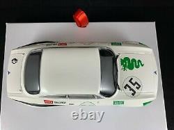 Brm107 Brm Alfa Romeo Gta Blanc #35 124 Scale Voiture De Fente