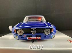Brm112 Brm Alfa Romeo Gta Hahn Mannheim #69 1972 124 Scale Slot Car
