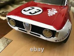 Carlo Brianza 114 I Kit 1972 Alfa Romeo Gta Junior (ou) 1989 Lancia Delta 16v