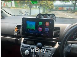 Double 2din 10.1in Android 8.1 Bluetooth Stéréo Radio Voiture Mp5 Gps Sat Nav