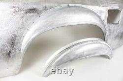 Gta Radlauf-verbreiterung Aus Aluminium Mit Schablone Für Alfa Romeo Gt Bertone