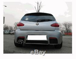 Heck Stoßstange Hinten Dans Gta Optik Für Alfa Romeo 147 -10/04 Pp47215