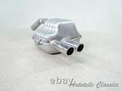 Imasaf Endtopf Neu Für Alfa Romeo 147 937 3.2 Gta Auspuff + Anbaut