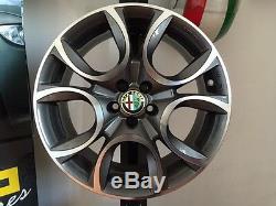 Jantes En Alliage Alfa Romeo 147 156 Gt De 17 Nouvelle Gta Offre De Dernière Minute