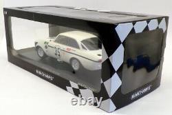 Minichamps 1/18 Échelle 155 721235 Alfa Romeo Gta 1300 Junior Jarama 1972