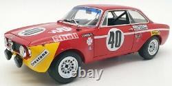 Minichamps 1/18 Scale Model Car 100 711240 Alfa Romeo Gta 1300 Jnr