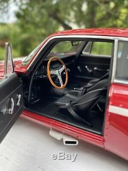 Minichamps 118 Alfa Romeo Gta 1300 Junior Par Raceface-modelcars