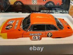 Minichamps Alfa Romeo Gta 1300 Junior #83 Jagermeister Drm 1972 1/18 100721283