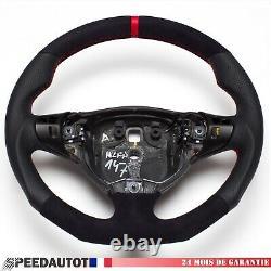 Mise Au Point Aplati Alcantara Multif Cuir Volant. Alfa Romeo 147 Gt Gta Gtv