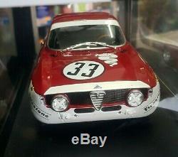 Modellino Scala 118 Alfa Romeo Gta 1,300 Junior Minichamps