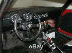 Momo Prototipo Ferrari Alfa Romeo Gta Gtv Junior Giulia Volant 355mm