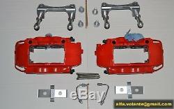 Refurbished Alfa Romeo 147/156 / Gt / Gta Brembo Étriers 330, S'il Vous Plaît Lire