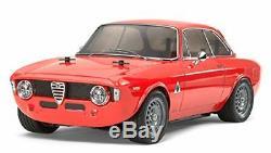 Tamiya 1/10 Rc Voiture De Série N ° 486 Alfa Romeo Giulia Sprint Gta M-06 Kit 58486