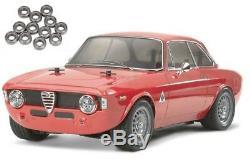Tamiya Alfa Romeo Sprint Gta Gulia 110 Kit M-06 Inkl. Kugellager 300058486ku