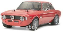 Tamiya Alfa Romeo Sprint Gta Gulia 110 M-06 Kit Mit Fahrtenregler # 300058486