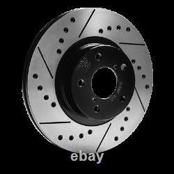 Tarox Sport Japon Front Discs Alfa Romeo 156 932 Gta 3.2 V6 24v 330mm Disque
