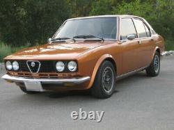 Vergaserflansch Set Alfa Romeo 75 116 Alfetta Gt 1,6-2,0 115 Spider 1600 Ø 40 MM