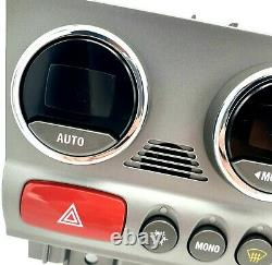 Véritable Nouvelle Marque Alfa Romeo 156 Gta 2004 Chauffage / Climatisation Fascia Panneau